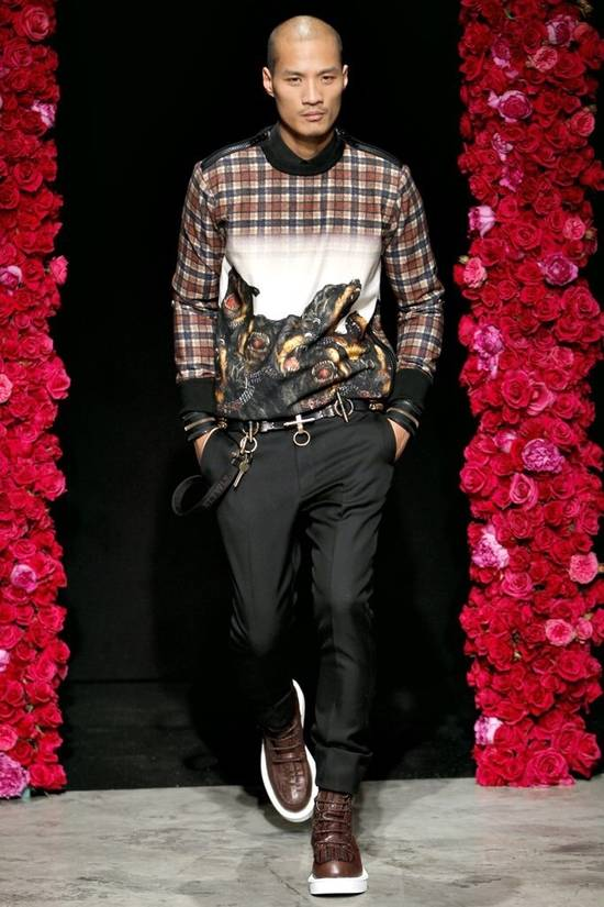 Givenchy FW11 ZIP CUFF SHIRT Size US XS / EU 42 / 0 - 2