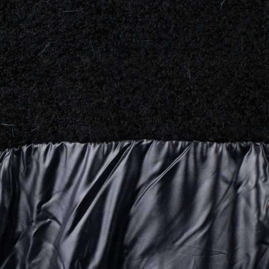 Julius 7 Black Wool Blend W/ Drawstring Pullover Sweater Size 3/M Size US M / EU 48-50 / 2 - 4