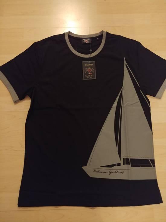 Balmain Balmain yachting club tee Size US XL / EU 56 / 4