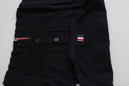 Thom Browne Navy Cashmere Classic 4 Bar Cardigan Size US S / EU 44-46 / 1 - 4