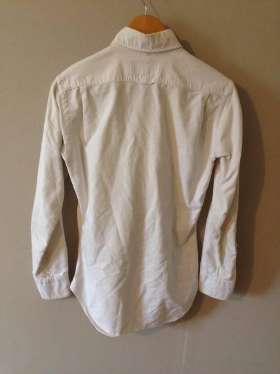Thom Browne Classic White Slim OCBD Size US XS / EU 42 / 0 - 3