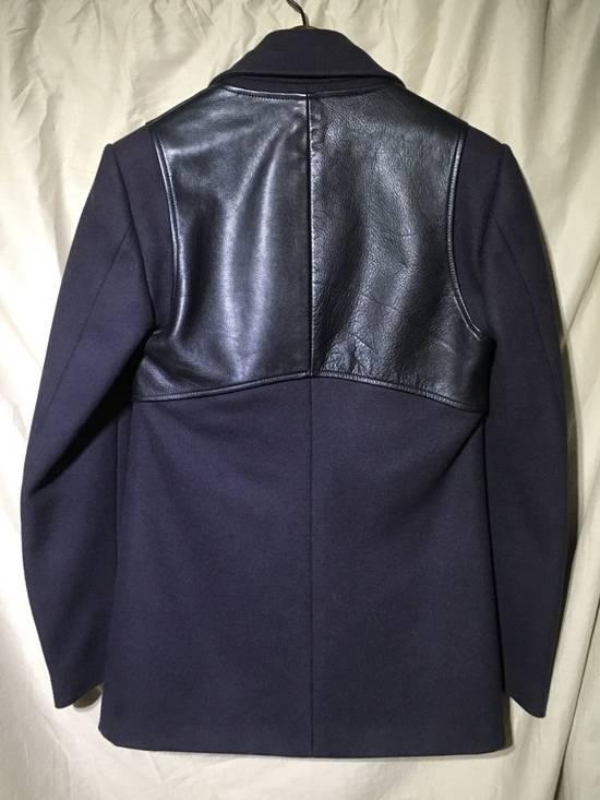 Givenchy FW09 NAVY DB COAT Size US S / EU 44-46 / 1 - 3