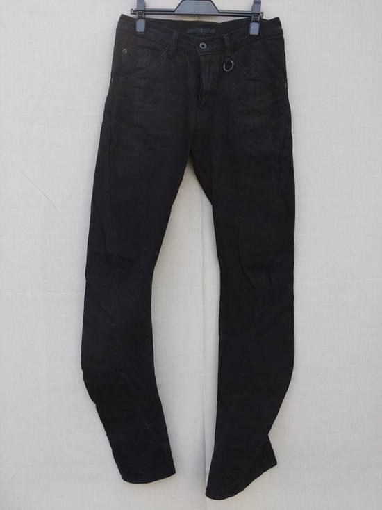 Julius Black Curved Seam Jeans Size US 30 / EU 46