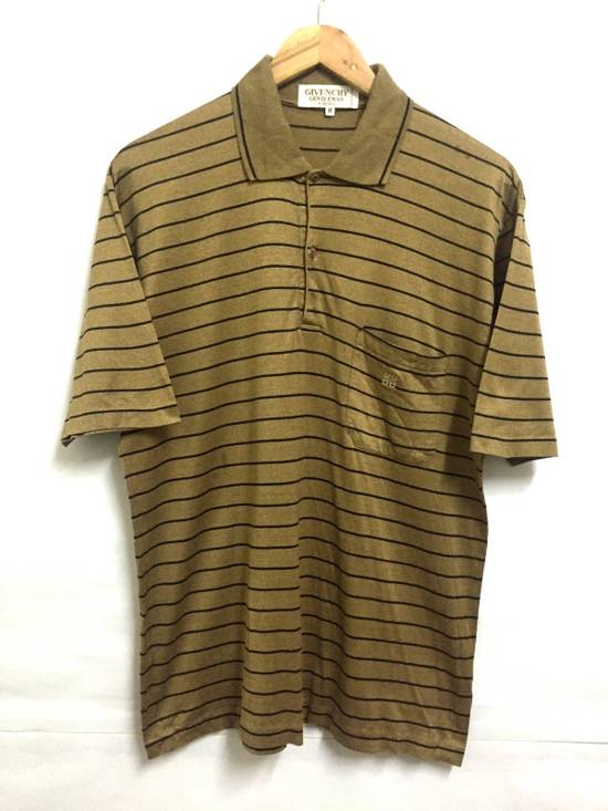 Givenchy Vintage 90s Givenchy Gentleman striped polo shirt made in italy Size US M / EU 48-50 / 2