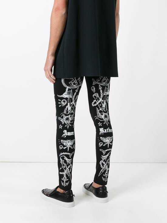 Givenchy GIVENCHY tattoo print leggings (BN) Size US 34 / EU 50 - 3