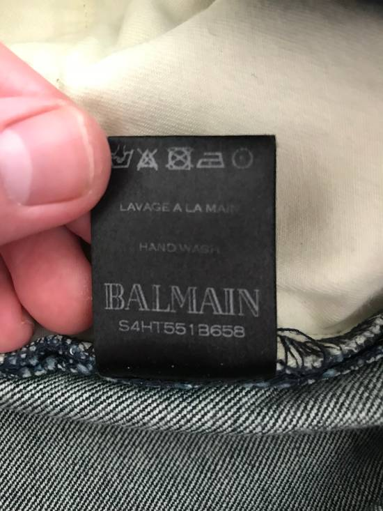 Balmain Balmain biker jeans Size US 29 - 4