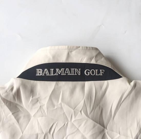 Balmain Vintage Balmain Golf Parka Jacket Size US L / EU 52-54 / 3 - 3