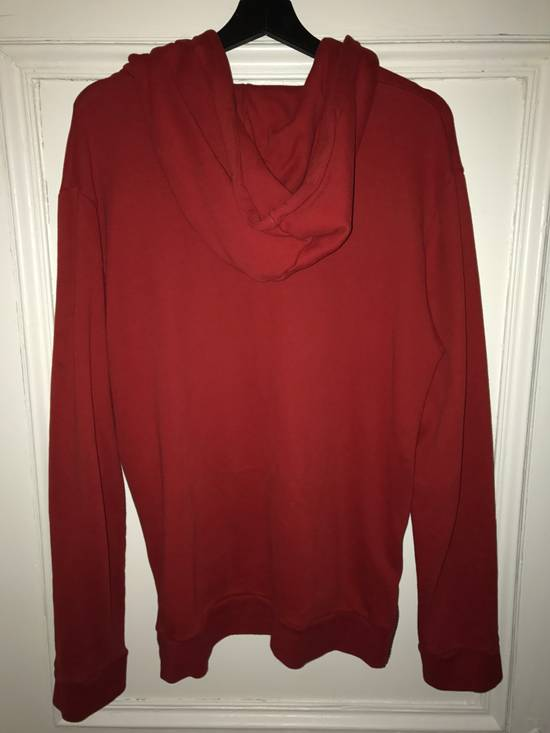 Balmain red hoodie Size US XL / EU 56 / 4 - 1