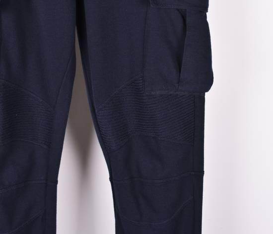 Balmain Paris Men Biker Style Cargo Sweatpants Trousers Size US 32 / EU 48 - 5