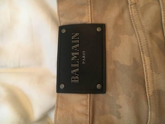 Balmain Balmain Camouflage Biker Jeans Size US 34 / EU 50 - 2