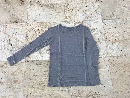 Balmain Grey LS Tee Size US XS / EU 42 / 0 - 5