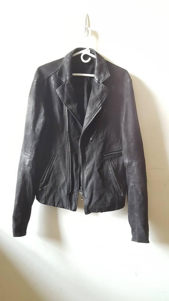 Julius Julius SS13 Vandalism Biker Jacket sz.4 Size US L / EU 52-54 / 3 - 1