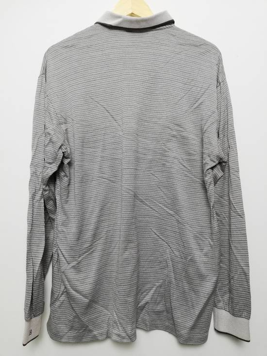 Balmain Pierre Balmain Paris Long Sleeves Golf Shirt Size US L / EU 52-54 / 3 - 7