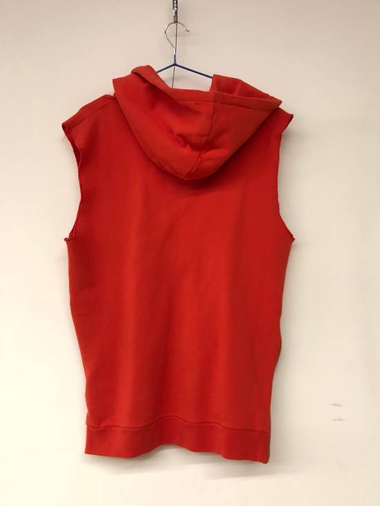 Balmain Balmain Sleeveless Zipped Up Hoodie Size US M / EU 48-50 / 2 - 2