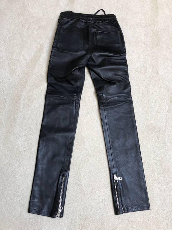 Balmain balmain leather pants Size US 29 - 5