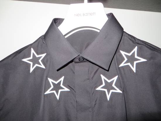 Givenchy Star embroidery shirt Size US M / EU 48-50 / 2 - 2