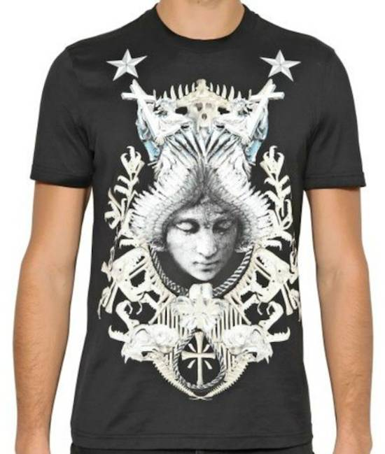 Givenchy Angel Crest Tshirt Size US S / EU 44-46 / 1 - 1
