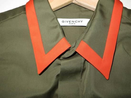 Givenchy Striped trim shirt Size US XS / EU 42 / 0 - 7