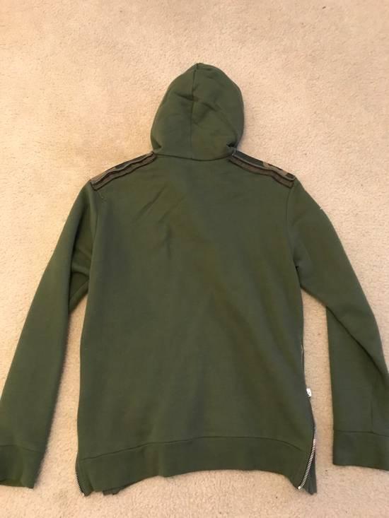 Balmain Side Zip Hoody Size US XL / EU 56 / 4 - 5