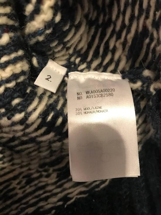Thom Browne Jacquard-Knit Wool and Mohair-Blend Fairisle Sweater Size US M / EU 48-50 / 2 - 5