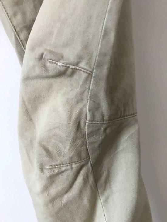 Balmain Balmain Dirt Processing Khaki Pants Size US 30 / EU 46 - 3
