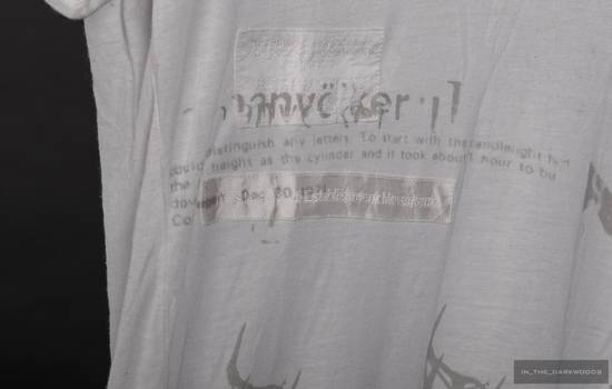 Julius graphic rayon jersey tee 2010 mid-summer Size US S / EU 44-46 / 1 - 5