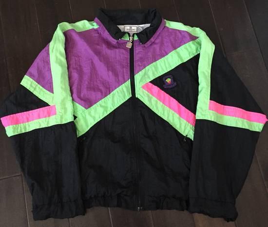 Givenchy Vintage 80's Givenchy Active Sports Nylon Tracksuit jacket. Size US L / EU 52-54 / 3 - 7