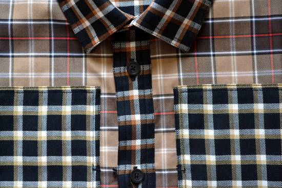 Givenchy Givenchy checked shirt - brand news with tag Size US M / EU 48-50 / 2 - 1