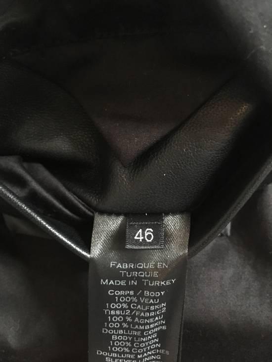 Balmain Rare Tiger Chest Biker Jacket Size US S / EU 44-46 / 1 - 16