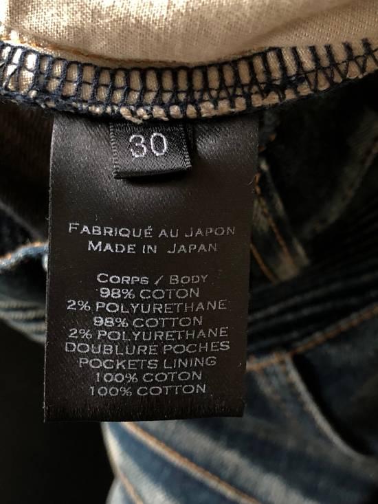 Balmain Balmain Straight Biker Jeans Size US 30 / EU 46 - 8