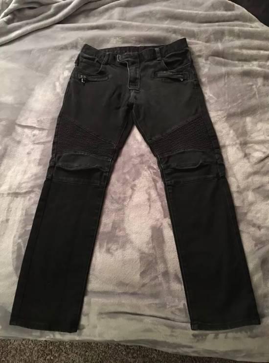 Balmain Balmain Biker Jeans Size US 34 / EU 50