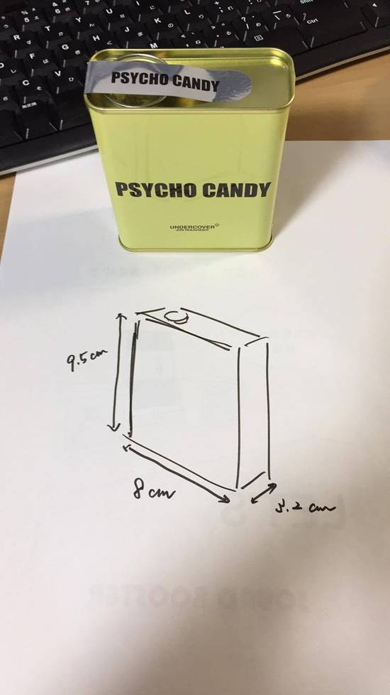 Undercover PYSCHOCANDY (10/14 Exclusive) Size ONE SIZE - 2