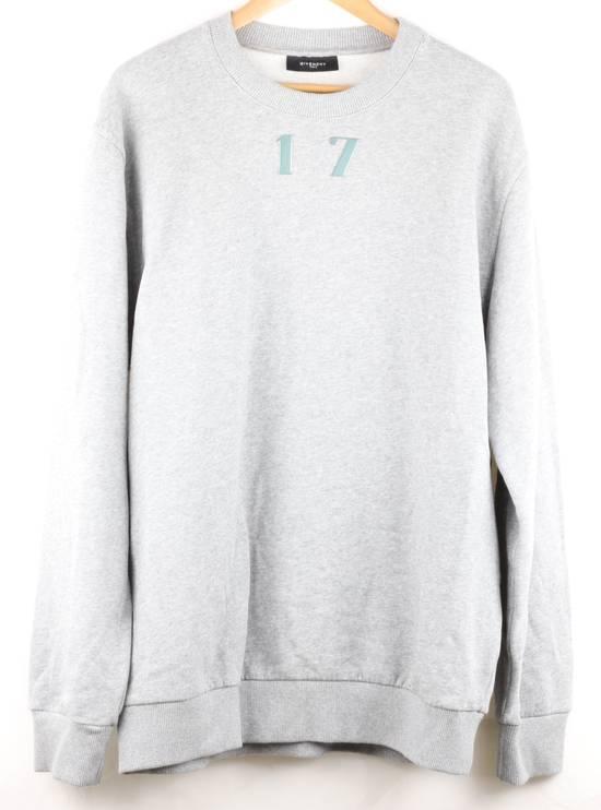 Givenchy '17' Sweatshirt Size US L / EU 52-54 / 3