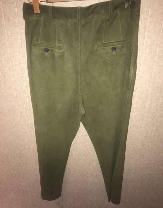 Balmain Leather Pants Size US 34 / EU 50 - 1