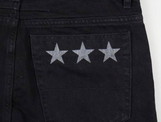 Givenchy Black Cotton Denim Jeans Pants Size US 32 / EU 48 - 8