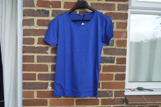 Balmain Blue Distressed T-shirt Size US M / EU 48-50 / 2
