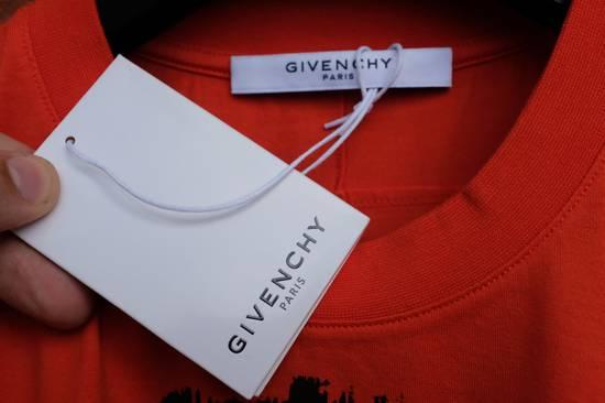 Givenchy Orange Jesus is Lord T-shirt Size US M / EU 48-50 / 2 - 4