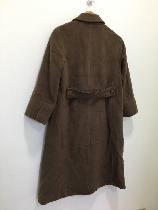 Balmain Vintage Pierre Balmain Paris Wool Long Coat Jacket Camel Brown Size US S / EU 44-46 / 1 - 10