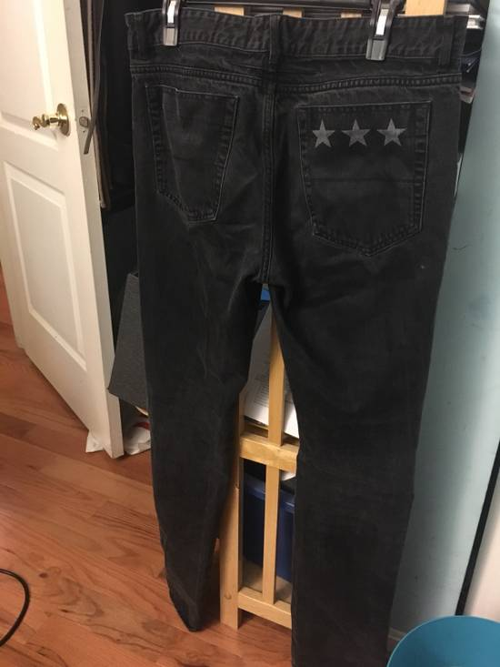 Givenchy Givenchy Black Jeans Size US 33 - 1