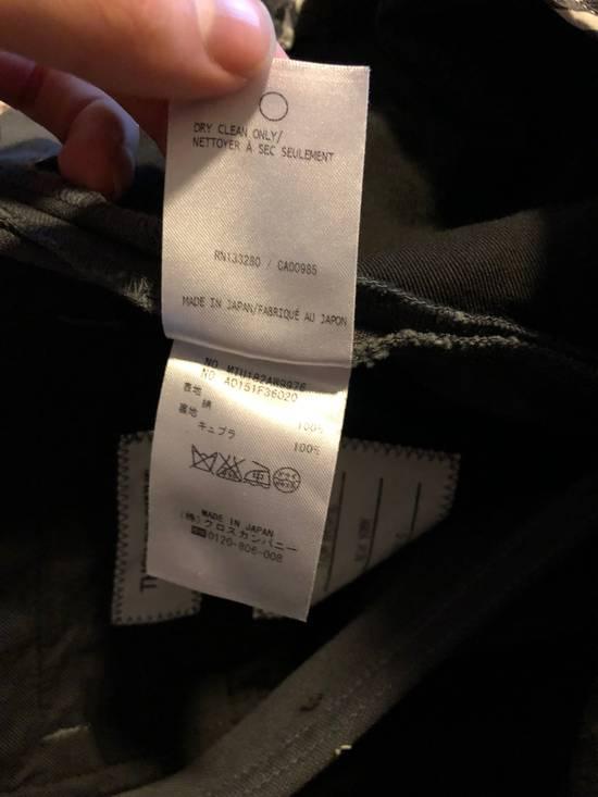 Thom Browne Grey 4-Bar Chinos Size US 28 / EU 44 - 5