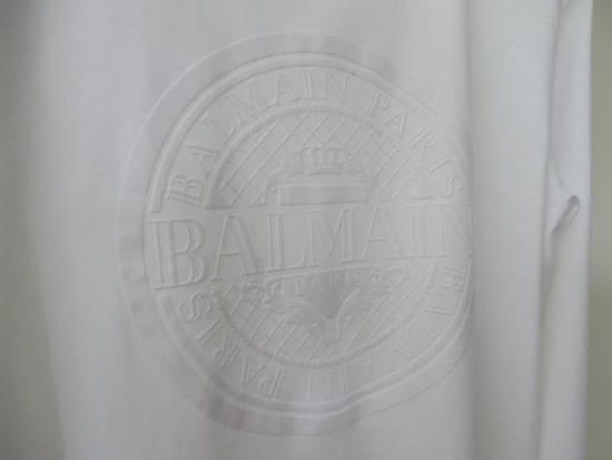 Balmain Logo print t-shirt Size US S / EU 44-46 / 1 - 1