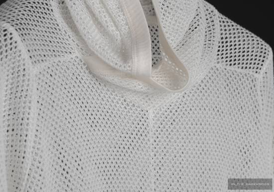 Julius mesh knit cotton hooded top 2015SS Size US S / EU 44-46 / 1 - 4