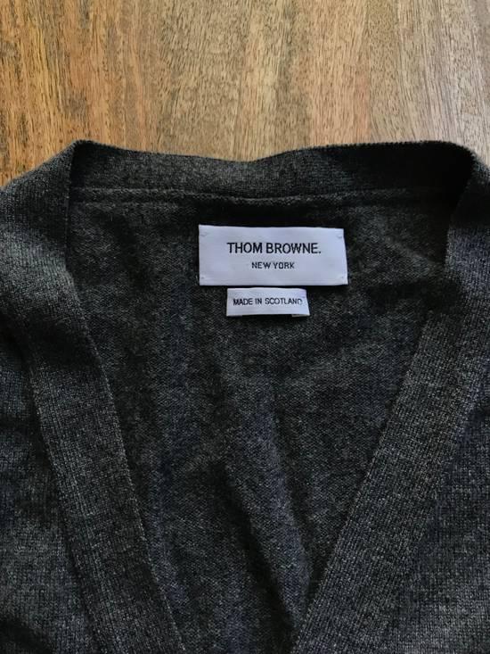 Thom Browne Thom Browne Classic Cashmere 4 Bar Stripe Cardigan Size US S / EU 44-46 / 1 - 3