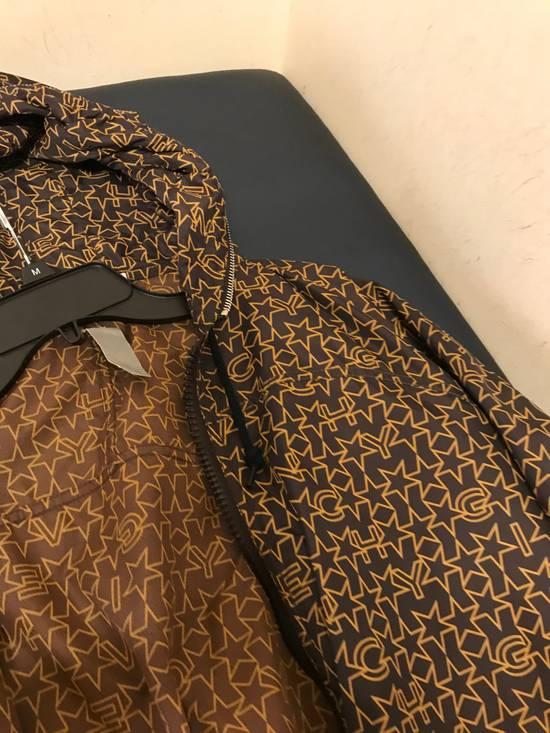 Givenchy Brown Star & Logo Contrast Zipper Size US L / EU 52-54 / 3 - 9