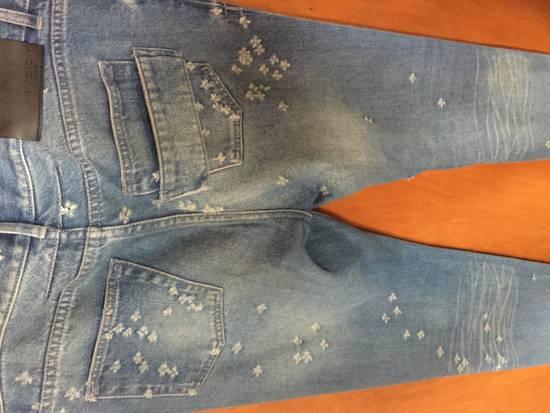 Givenchy Distressed denim Size US 30 / EU 46 - 2