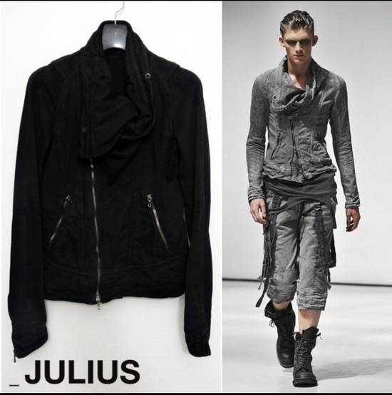 Julius Fencing Denim Jacket Size US S / EU 44-46 / 1
