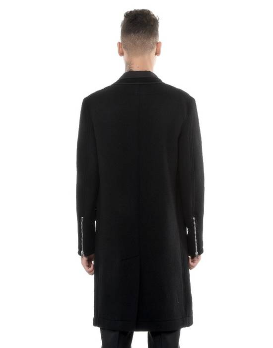 Givenchy Givenchy Zipped Sleeves Long Coat (Size - 54) Size US L / EU 52-54 / 3 - 3