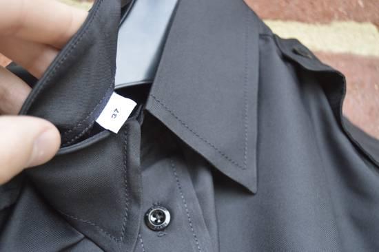 Givenchy Silk Blend Military Sleeveless Shirt Size US S / EU 44-46 / 1 - 3