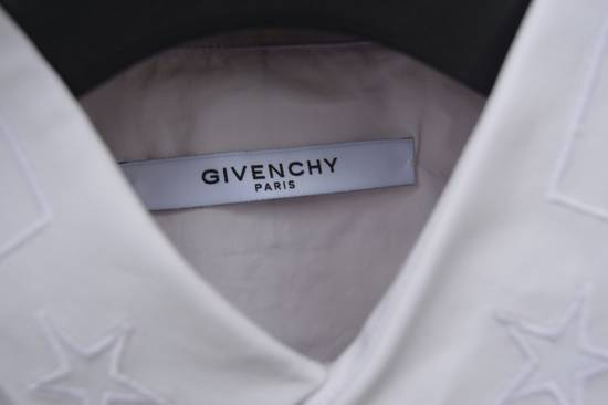 Givenchy Pale Pink Stars on Collar Shirt Size US L / EU 52-54 / 3 - 5