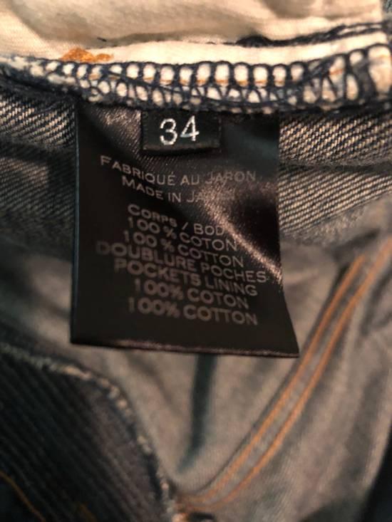 Balmain Biker Jeans Size US 34 / EU 50 - 9